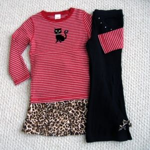 Gymboree Outfit Set 4